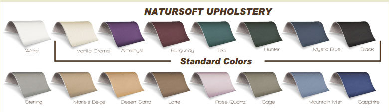 Living Earth Crafts Natursoft Vinyl Swatches