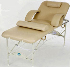 Pacifica Lightweight Salon Chair Massage Table