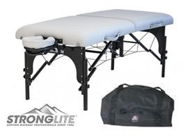 Stronglite Premier Student Reiki Massage Table Package